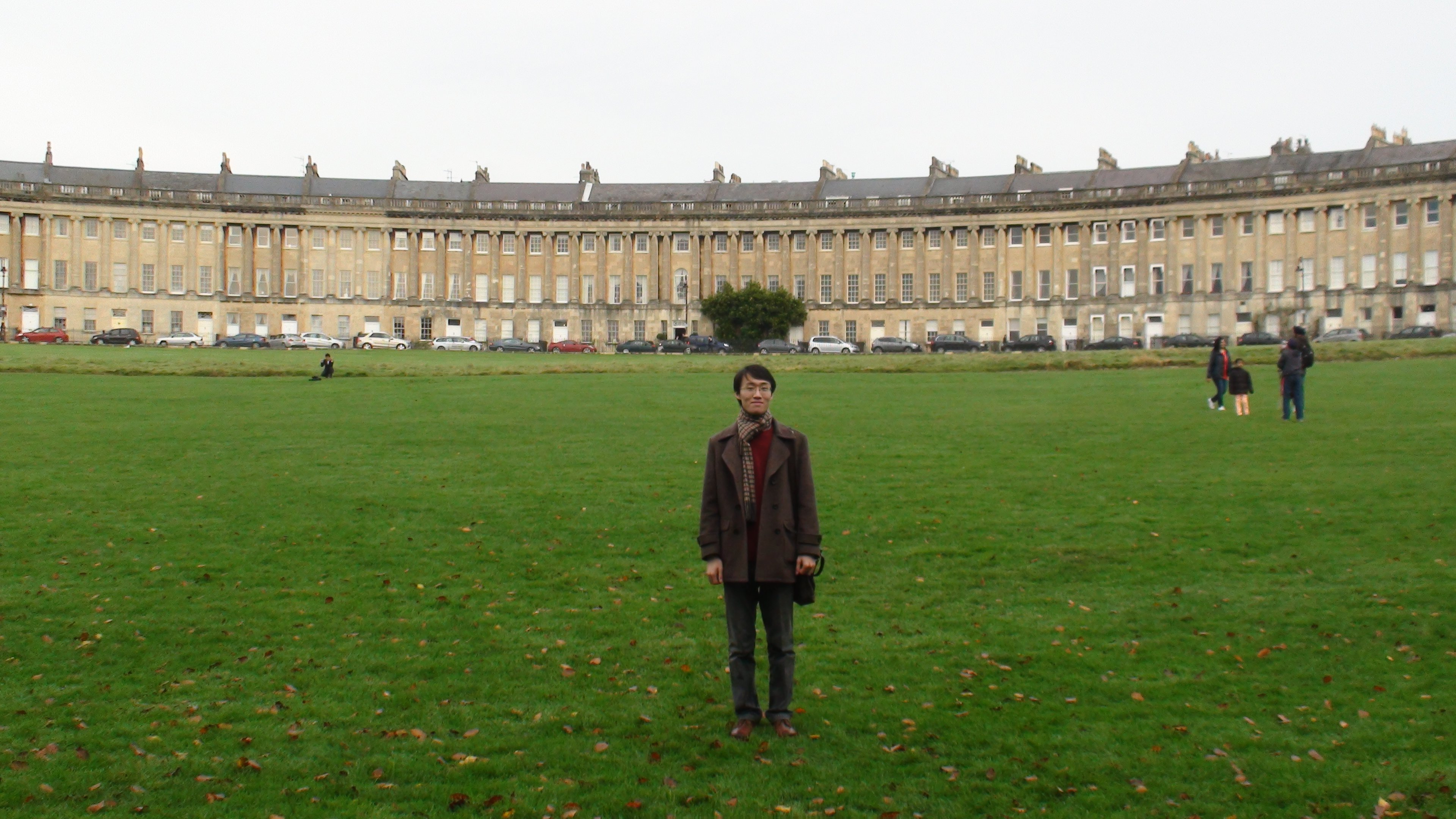 Me in Bath,UK